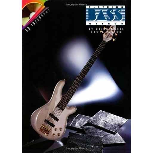 5-String Bass Method Book