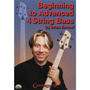 Beginning to Advanced 4 String Bass