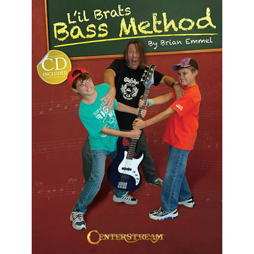 L'il Brats Bass Method Book