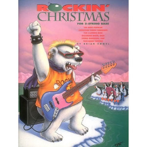 Rockin' Christmas for Five String Bass